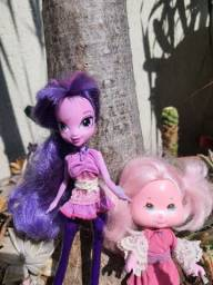 Título do anúncio: Lote de 9  bonecas/ brinquedos -Mooca  Sp