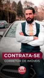 vaga de emprego para corretor de imoveis -curitibanos-sc