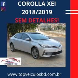Título do anúncio: Corolla xei 2018/2019