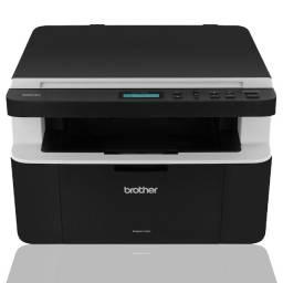 Impressora Multifuncional Brother Laser Dcp-1617nw - WI-FI - Garantia 1 ano