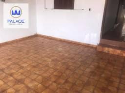 Casa com 2 dormitórios para alugar, 109 m² por R$ 800/mês - Vila Bessy - Piracicaba/SP