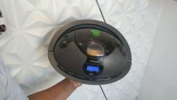 Ponto Frio<br>CD Player Portátil Semp Toshiba TR 8173 c/ MP3 e Entrada USB - 4 W ...