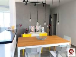 Apartamento à venda com 3 dormitórios em Jd botanico, Ribeirao preto cod:60918