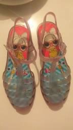 sandália tamanho 34 /