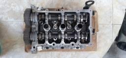 Título do anúncio: Cabeçote completo Ford 1.5 3 Cilindros Motor dragon (vai Válvulas, Comandos, Balancin)