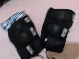 2 pares de kit proteção