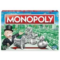 Vende-se jogo Monopoly