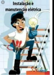Eletricista e encanador (10x sem juros)
