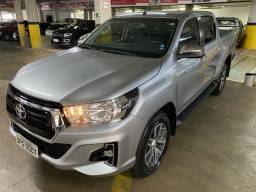 Título do anúncio: Toyota Hylux SRV 2.8 4x4 Diesel