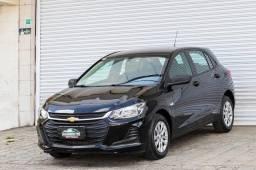 Chevrolet onix hatch at turbo 1.0 2021 *IPVA 2021*