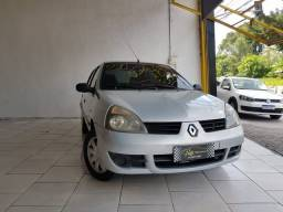 Renault clio sedan 2009 1.0 expression sedan 16v flex 4p manual