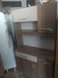 Armário de cozinha 5 portas novo