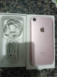 vendo iphone 7 novo