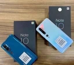 Xiaomi Mi Note 10 4gb Ram 128gb Pronta Entrega