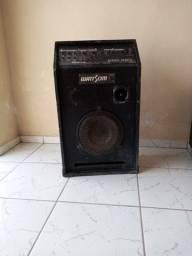 Caixa de som prc 360 wattsom