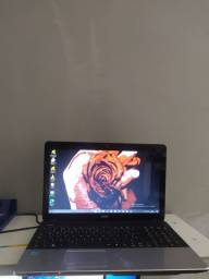 Notebook Acer core i3