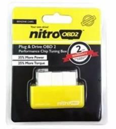Nitroobd2 Chip Potência Aumento Desempenho Flex Automotivo