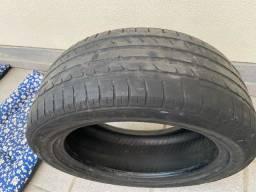Vendo 4 pneus em ótimo estado aro 17