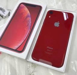 iPhone XR red 64 novo lacrado