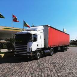 Caminhão Scania  124 420