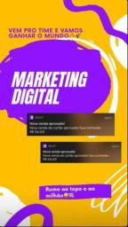Vem pro time , marketing digital ??