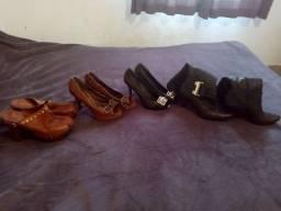Sapatos e bota