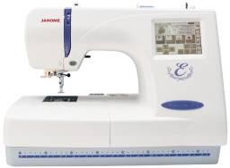 Maquina de bordar Janome 300E