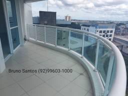 Smart Residence Centro, 63m², estilo flat, próx ao Adrianópolis e Boulevard