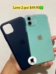 Título do anúncio: 2 capas iPhone por $49,90 corra e aproveite