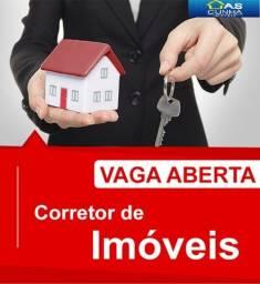 Título do anúncio: Araruama Precisamos de corretores(as) de imóveis ou estagiários.