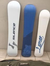 Título do anúncio: Snowboard
