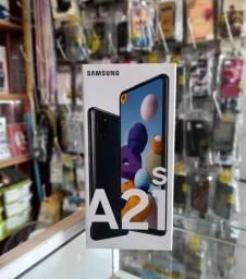 Samsung  Galaxy A21S de 64Gb Preto
