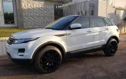 Range Rover Evoque Pure P5D 2.0 240cv Turbo Branca Roda 20 Black Piano Original Land Rover