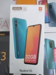 Promoção.. Redmi 9A da Xiaomi! Novo Lacrado com pronta entrega em BH