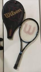 Título do anúncio: Raquete de tênis Wilson
