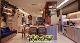Título do anúncio: Apartamento 3qts, no setor Aeroporto - Venha viver tranquilamente com uma segurança 24 h.
