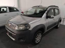Fiat Uno Mille Fire Way 1.0 Prata