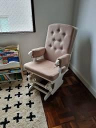 Título do anúncio: Cadeira de balanço para amamentação