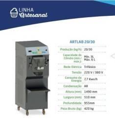 Título do anúncio: Maquina de Sorvete Artesanal ArtLab 20/30