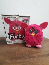 Furby pink