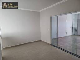 Título do anúncio: Casa com 3 dormitórios, 120 m² - venda por R$ 280.000,00 ou aluguel por R$ 1.450,00/mês -