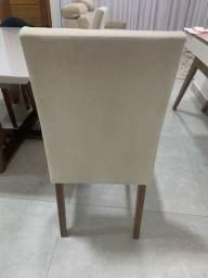 Título do anúncio: Mesa de jantar e cadeiras