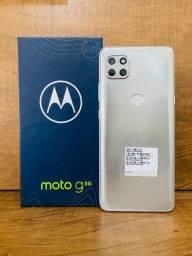 Motorola G 5g 128gb, Novo + NF, Garantia (Até 12x)