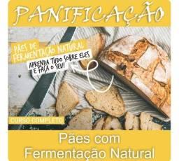 Curso Panificação e Fermentação Natural