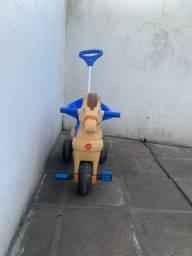 carrinho cavalinho infantil