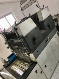 Máquina Gráfica Hamada B252
