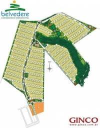 Título do anúncio: Vendo Terreno no Belvedere 1, Final de Rua Excelente Oportunidade!