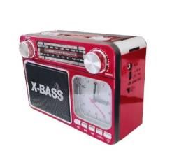 Radio Bluetooth am fm sw Usb sd - Altomex Ad-135