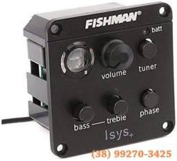 Equalizador para violão Fishman