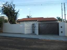 Casa para alugar com 3 dormitórios em Jardim morumbi, Jaboticabal cod:L1158